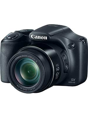 Canon Powershot SX520 HS Point and Shoot Camera