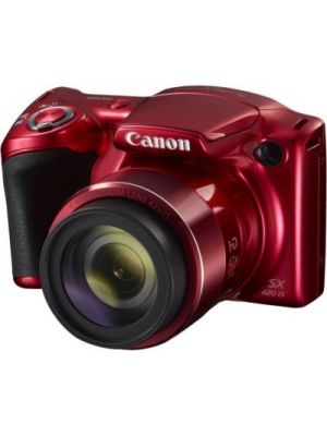 CANON SX420 body only Point & Shoot Camera(Red)