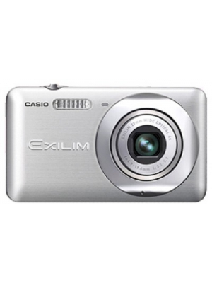 Casio Exilim EX-Z800 Point & Shoot Camera(Silver)