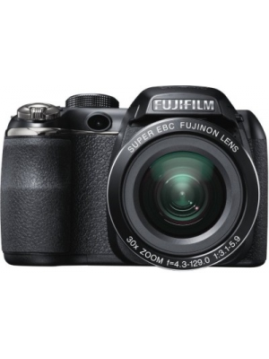 Fujifilm S4500 Point & Shoot Camera(Black)