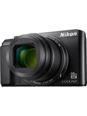 Nikon A900 Point and Shoot Camera(Black 20 MP)