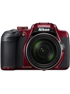 Nikon B700 Point and Shoot Camera(Red 20 MP)