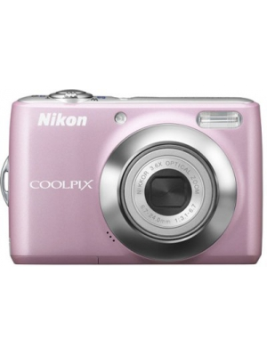 Nikon Coolpix L21 Point & Shoot Camera(Pink)