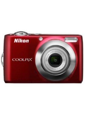 Nikon Coolpix L24 Point & Shoot Camera(Beige)