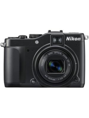 Nikon Coolpix P7000 Point & Shoot Camera(Black)