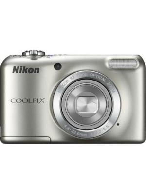 Nikon L27 Point & Shoot Camera(Silver)