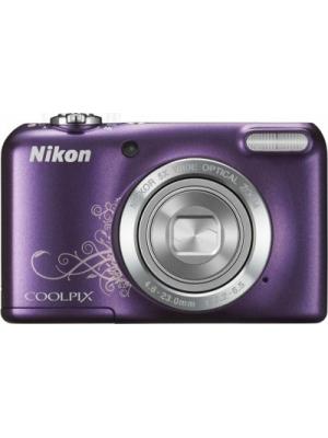 Nikon L27 Point & Shoot Camera(Violet)