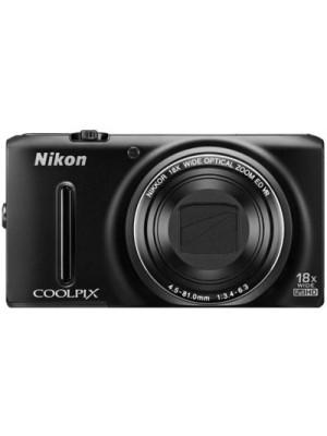 Nikon S9400 Advanced Point and Shoot Camera