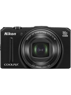Nikon S9700 Point & Shoot Camera(Black)