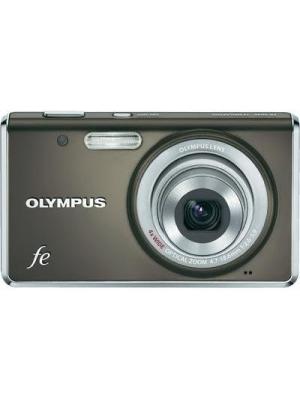 Olympus FE-4040 Point & Shoot Camera(Grey)