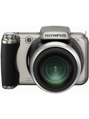 Olympus Sp-800UZ Point & Shoot Camera(Silver)