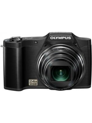 Olympus SZ-14 Point & Shoot Camera(Black)
