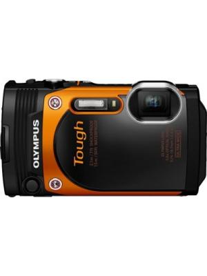 Olympus TG-860 Camera Olympus TG-860 Blk with 4GB Card+Case Point & Shoot Camera(Black)