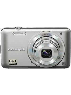 Olympus VG-160 Point & Shoot Camera(Silver)