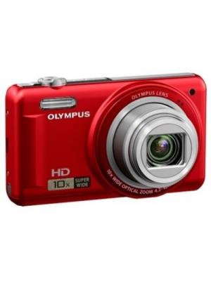 Olympus VR-310 Camera Point & Shoot Camera(Red)
