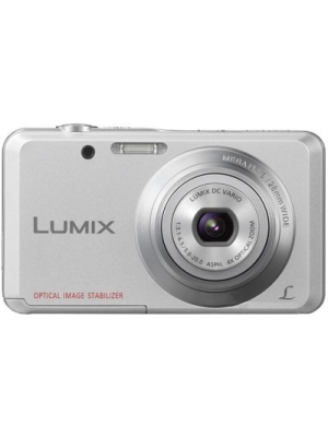 Panasonic DMC-FH4 Point & Shoot Camera(Silver)