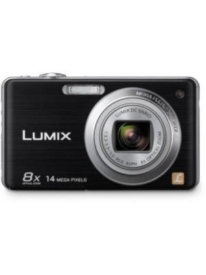Panasonic FH22 Point & Shoot Camera(Black)