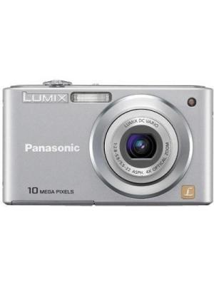 Panasonic Lumix DMC-F2 Point & Shoot Camera(Silver)