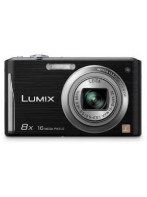 Panasonic Lumix DMC-FH25 Point & Shoot Camera(Black)