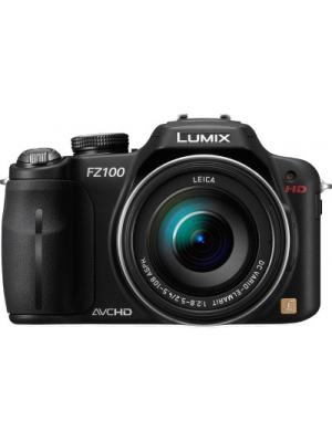 Panasonic Lumix DMC-FZ100 Point & Shoot Camera(Black)