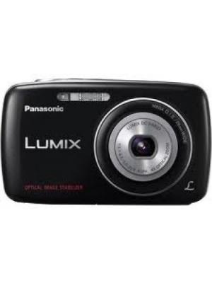 Panasonic Lumix DMC-S1 Point & Shoot Camera(Black)