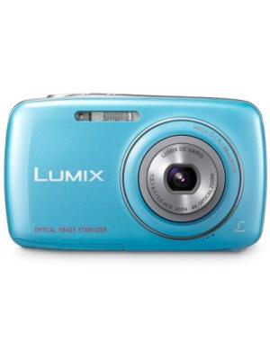 Panasonic Lumix DMC-S1 Point & Shoot Camera(Blue)