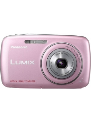 Panasonic Lumix DMC-S1 Point & Shoot Camera(Pink)