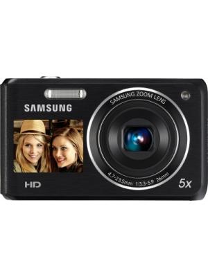SAMSUNG DV100 Point & Shoot Camera(Black)