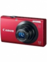 Canon A2300 Point & Shoot Camera(Red)