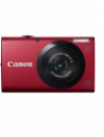 Canon A3400 IS Point & Shoot Camera(Red)
