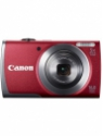Canon A3500 IS Point & Shoot Camera(Red)