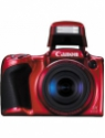 Canon SX410 IS Point & Shoot Camera(Red)