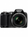 Nikon L330 Point & Shoot Camera(Black)