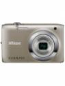 Nikon S2600 Point & Shoot Camera(Silver)