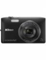 Nikon S3500 4.7 - 32.9mm Point & Shoot Camera(Black)