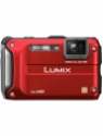 Panasonic Lumix DMC-FT3 Point & Shoot Camera(Red)
