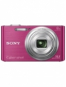 Sony DSC-W730 Point & Shoot Camera(Pink)