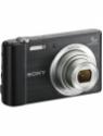 Sony DSC-W800/BC E32 Point & Shoot Camera(Black)