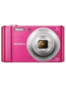 Sony DSC-W810/PC Point & Shoot Camera(Pink)