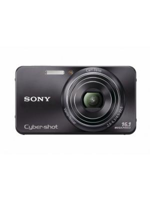 Sony Cybershot DSC-W570 Point & Shoot Camera(Black)