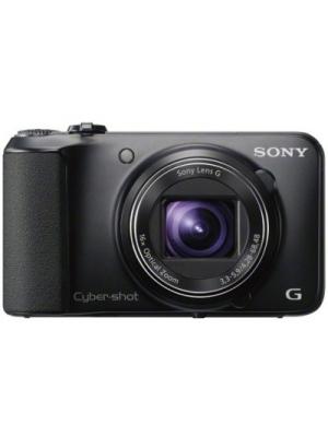 Sony DSC-H90 Point & Shoot Camera(Black)