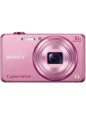 Sony DSC-WX200 Point & Shoot Camera(Pink)