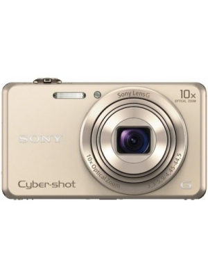 Sony DSC-WX220/NC E32 Point & Shoot Camera(Gold)