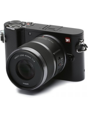 Xiaomi Yi M1 Mirrorless 20.16 MP Camera Point and Shoot Camera