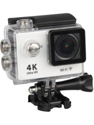 Astra 4kcamera Ultra hd 3840 Sports and Action Camera(White 12 MP)