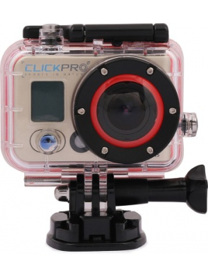 ClickPro Prime Sport & Action Camera Sports & Action Camera(Metallic Copper)