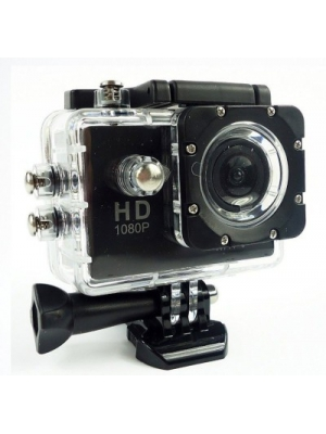 CM SPORTSCAM CAMERA WATERPROOF HD 1020P Sports and Action Camera(Black 12 MP)