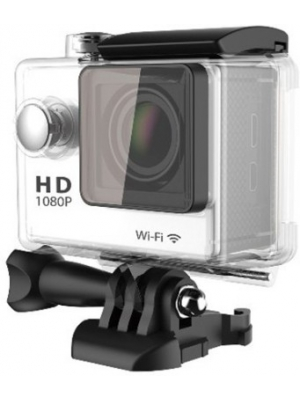 Gadget Heros GHXSC786W Body Only Sports & Action Camera(White)