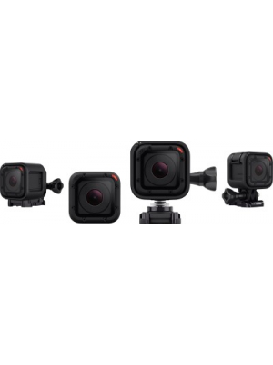 GoPro Hero4 Session Sports and Action Camera(Black 8 MP)