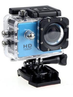 IZED ULTRASHOTx Waterproof Digital 89 BLUE Sports and Action Camera(Blue 10.4 MP)